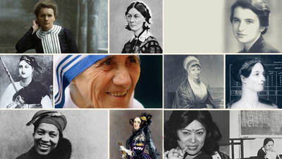 Top 10 Women Who Influenced the Whole World In A Great Way
