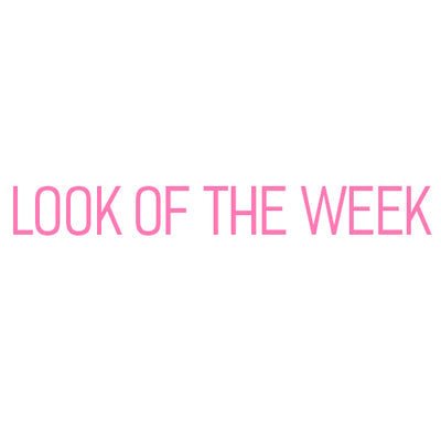 Look of the Week - Statement Cool Down