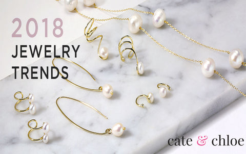 Latest Wedding Jewelry Trends 2018