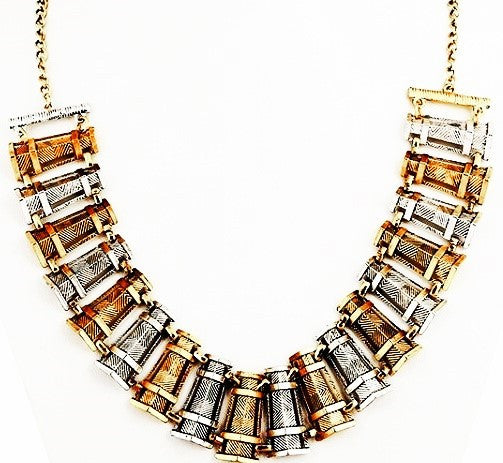 "Vera ""True"" Statement Necklace"