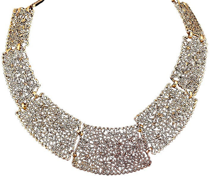 "Helen ""The Beautiful"" Statement Necklace"