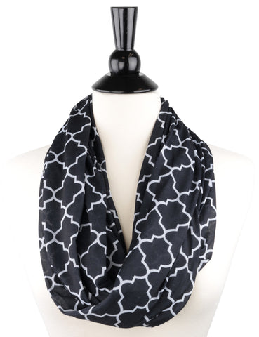 Cate & Chloe Jillian Pocket Scarf