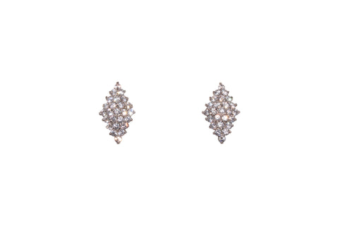 "Alyssa ""Revive"" CZ Earrings - Cate & Chloe"