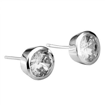 "REMOVED - Dee ""Bright One"" Stud Earrings - Cate & Chloe  - 1"