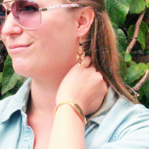 Bangle,Jewelry - Look Of The Week - The Modern Aztec