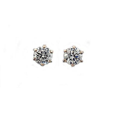 "Earrings,Jewelry - Carly ""Little, Womanly"" Stud Earrings"