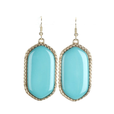 "Earrings, Jewelry - Lorraine ""Royal"" Statement Earrings"