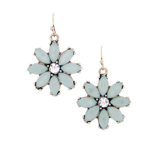 "Earrings, Jewelry - Pia ""Grateful"" Daisy Earrings"