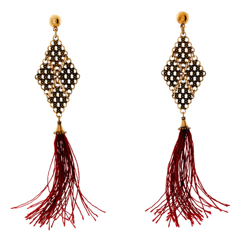 "Earrings,Jewelry - Pria ""Mysterious"" Earrings"