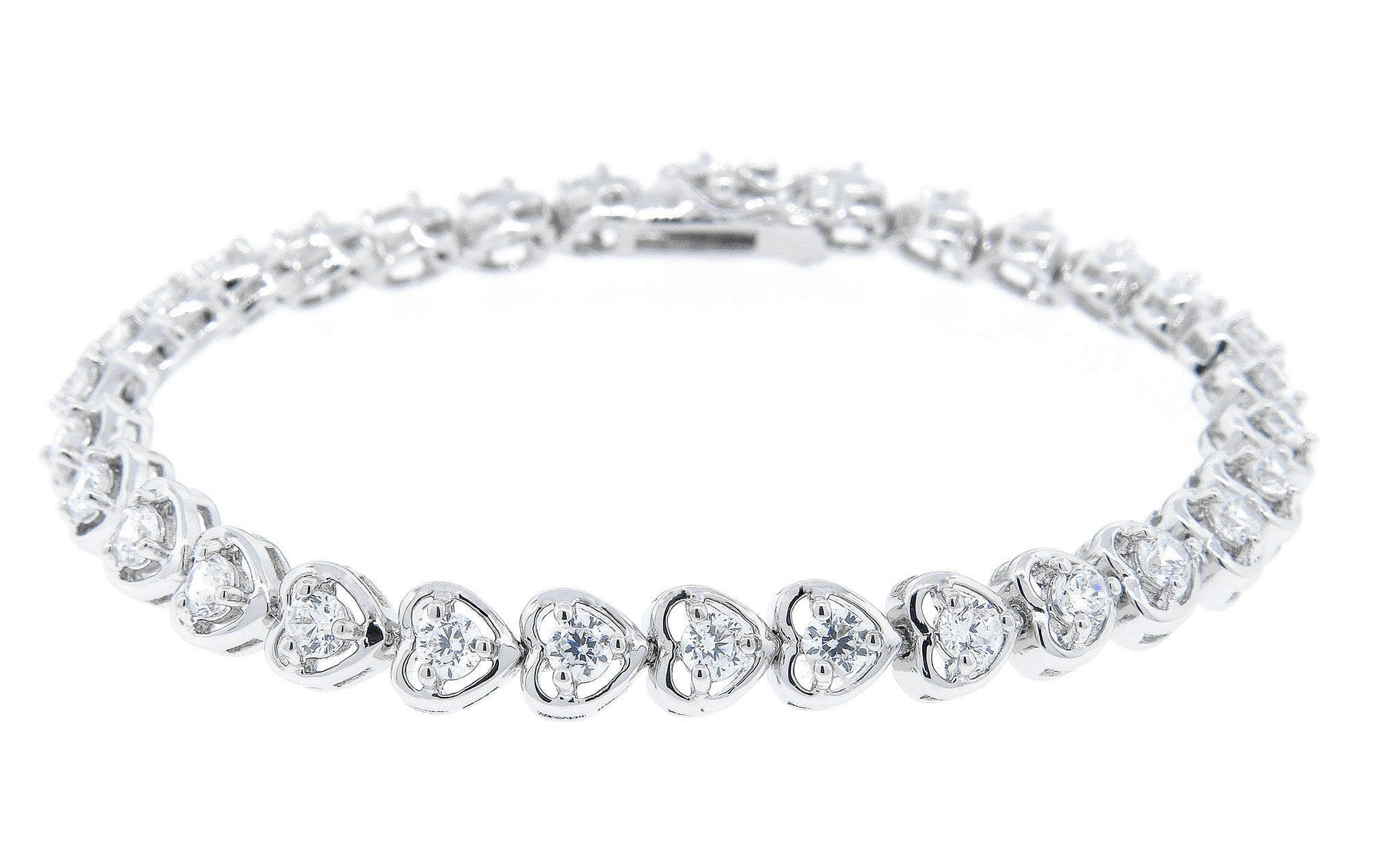 photography stock bracelet diamond jewelry tennis carat