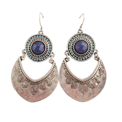 "Jewelry, Earrings, Drop Earrings - Venice ""Ornate"" Beaded Drop Earrings"