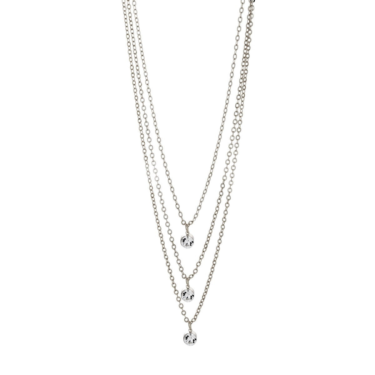 and white pearl diamond necklace arrow gold jewellery products img
