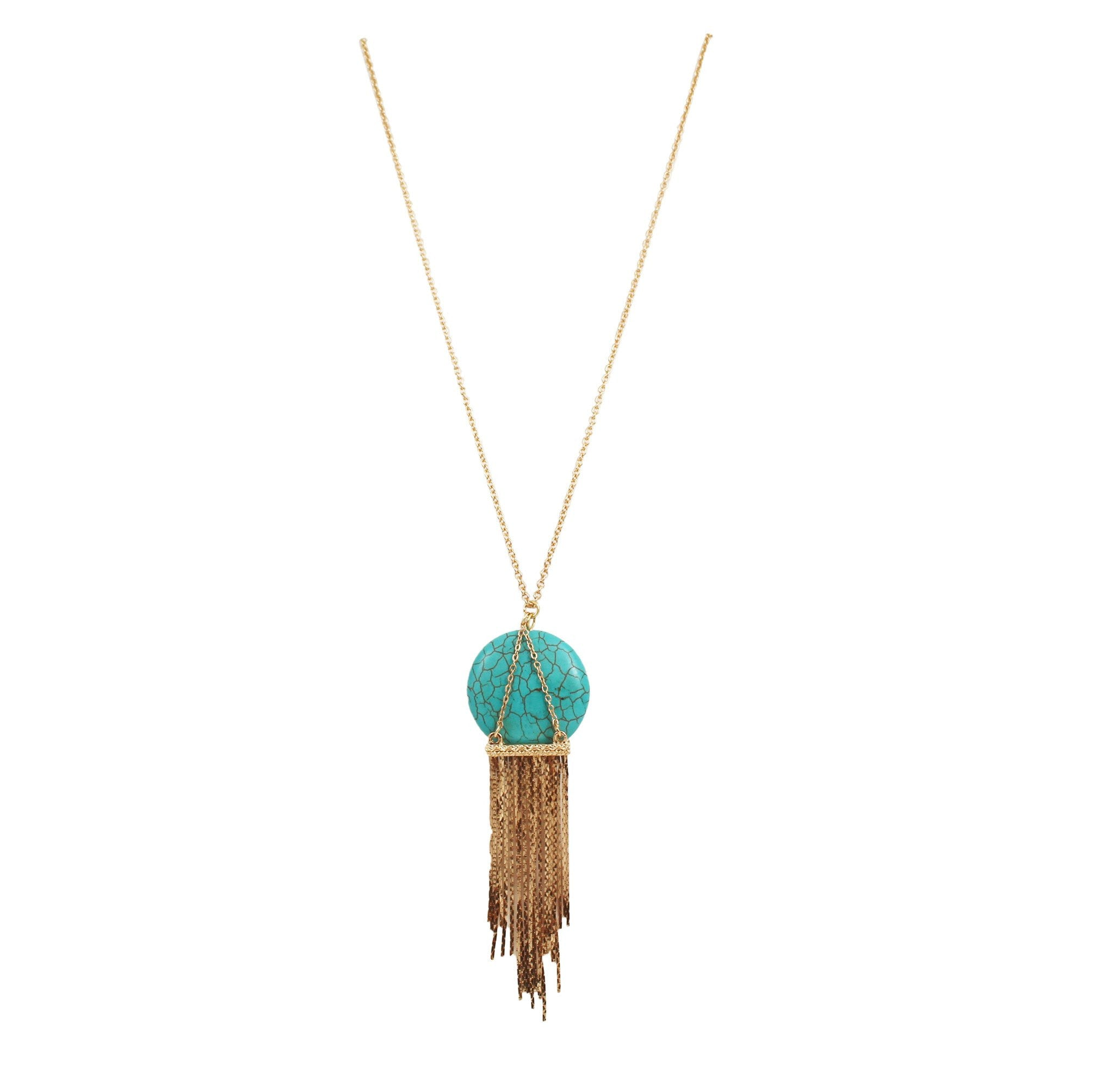 tassel all necklace products item