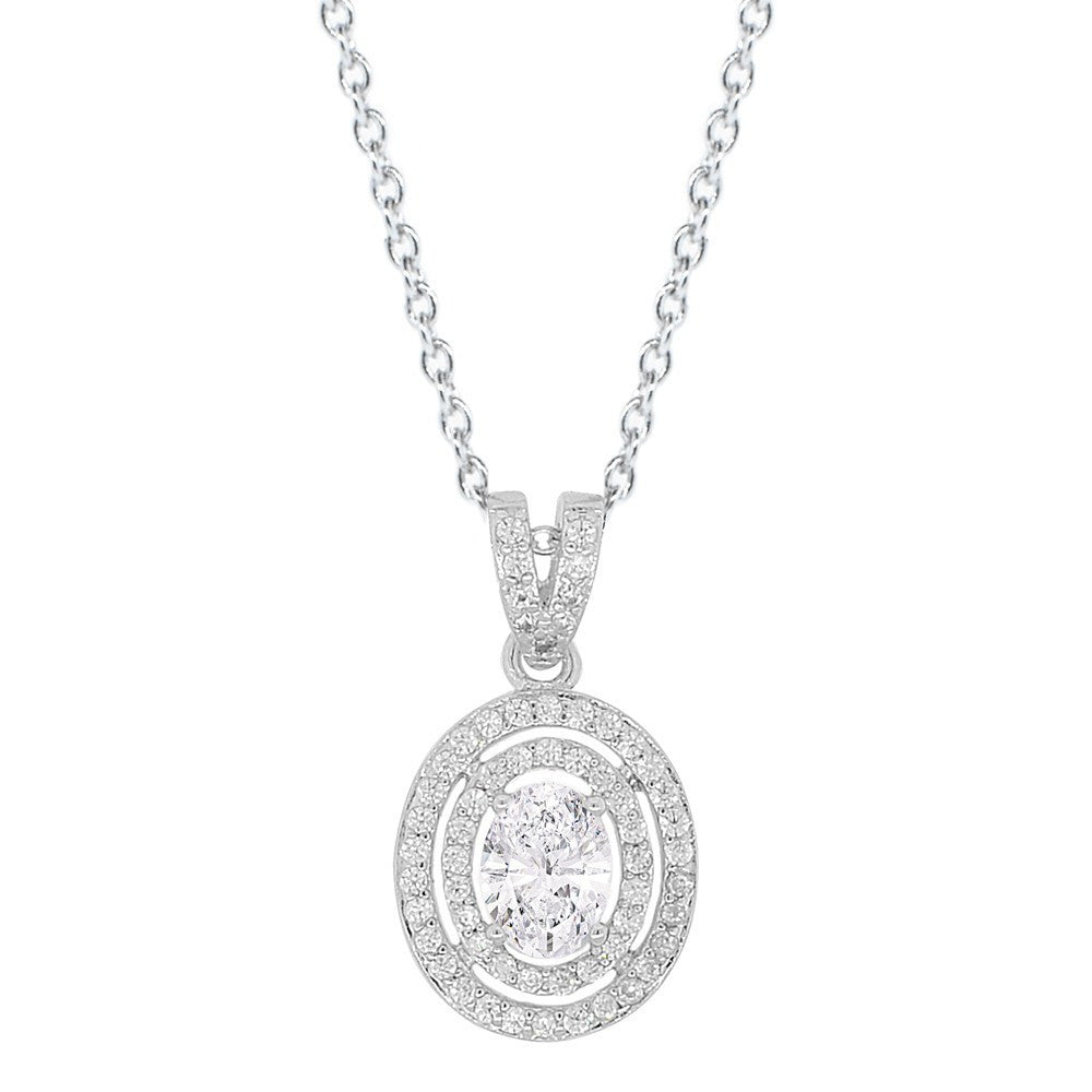 meister gold circle products designyard necklace white diamond