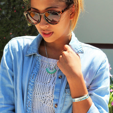 Look Of The Week,Jewelry - Look Of The Week - Tealin' Chic