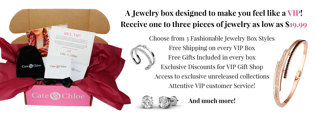 VIP Jewelry Subscription Box as Low as $19.99 per month