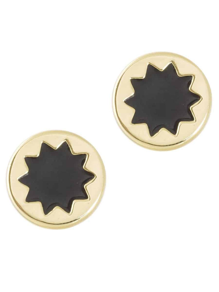 classic like white zanzara home marble off stud enameled black earrings button greylight green