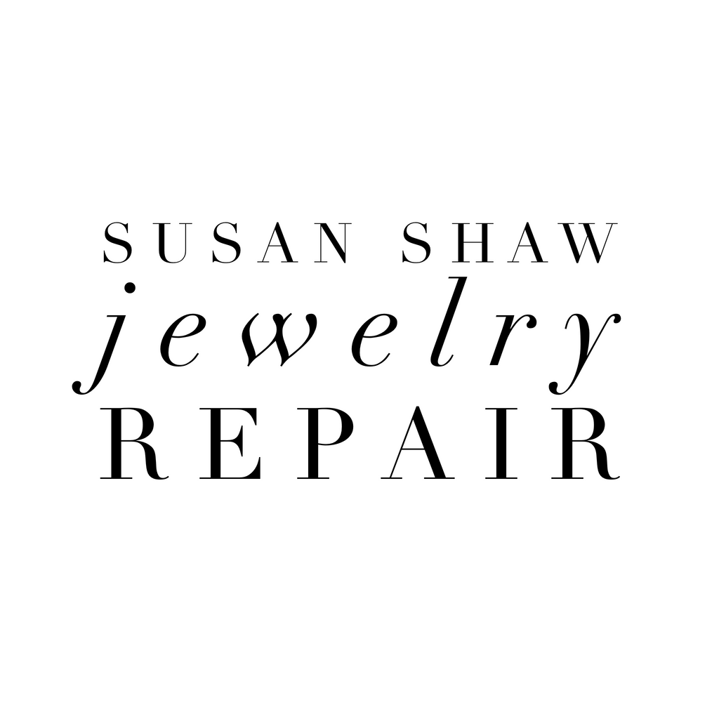 Susan Shaw Jewelry Repair