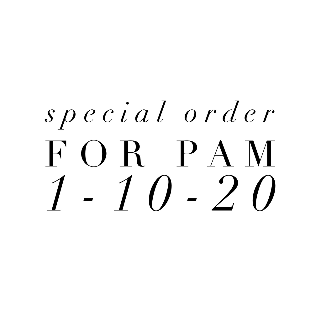 Copy of Special Order for Pam 1-10-20