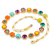 Mariana Masai Gold Plated Large Swarovski Crystal Necklace, 18 3084 1077