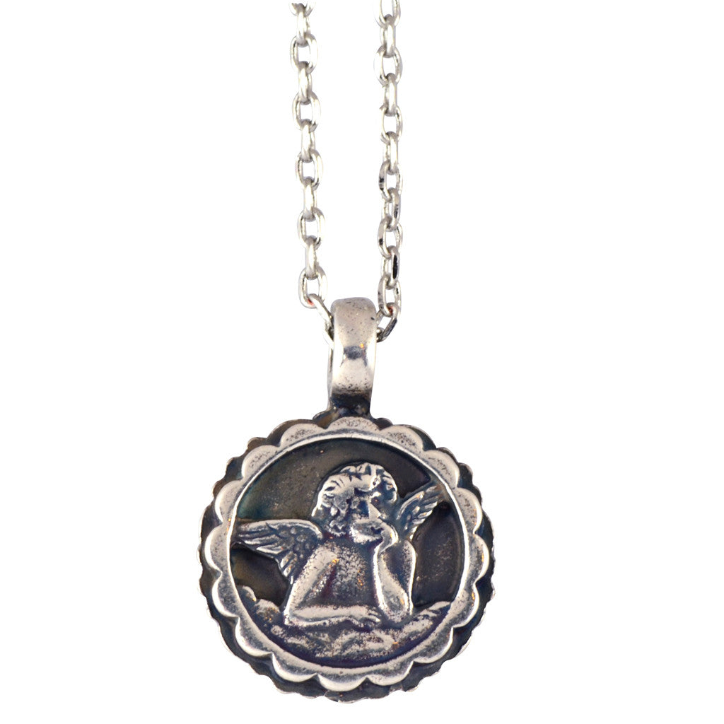 image guardian pendant shop gold product jewelry in s main fpx macy angel necklaces