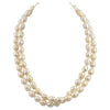 Susan Shaw Large White Pearl Necklace, 36