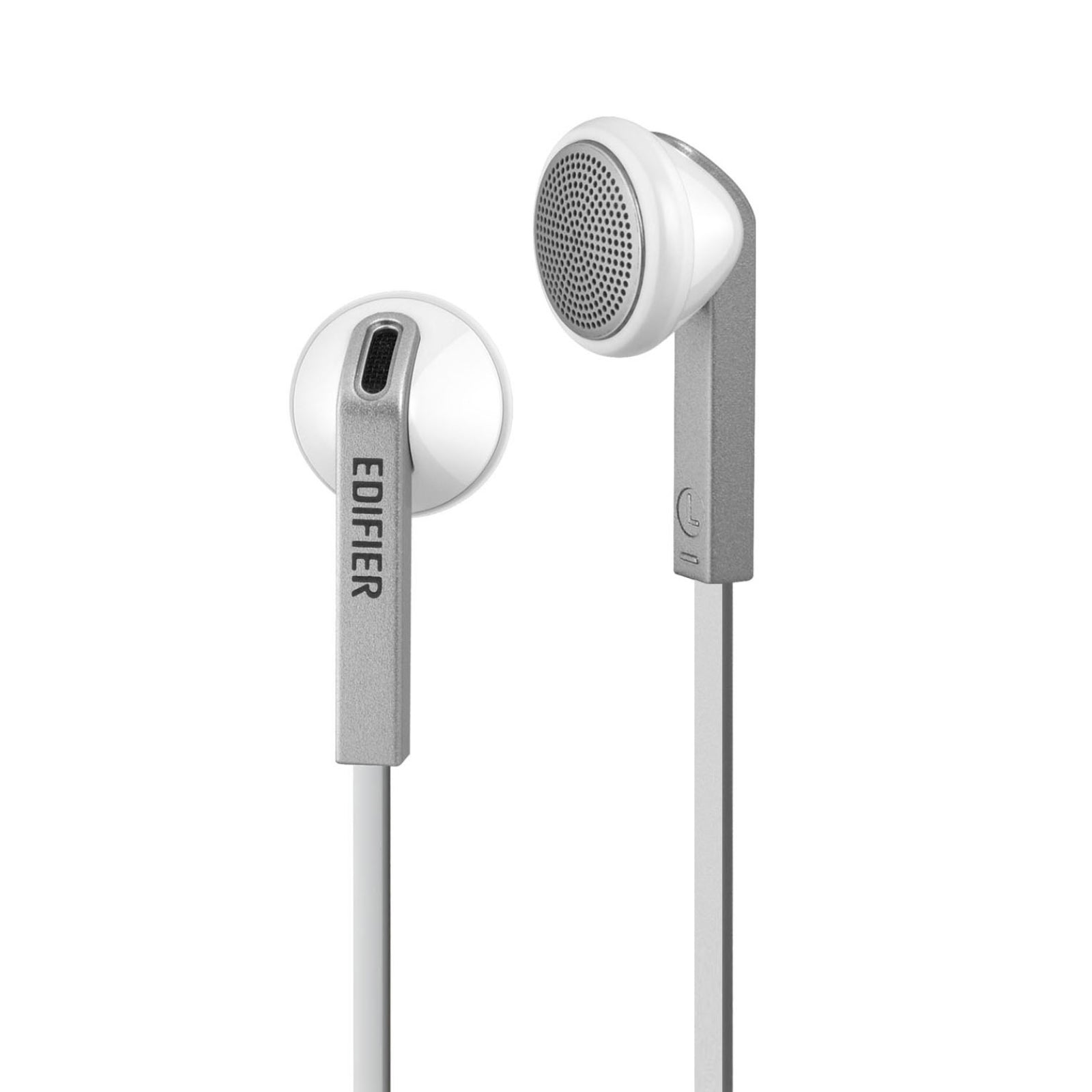 Edifier H190 Premium Earbuds - Classic Style Earbud Headphones