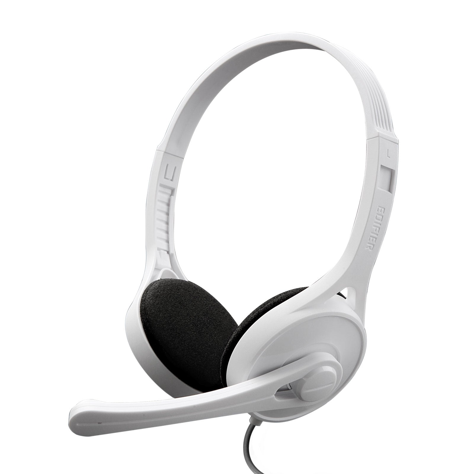 K550 Ultra-Light Computer Headset Communicator For Call Centers and Reception