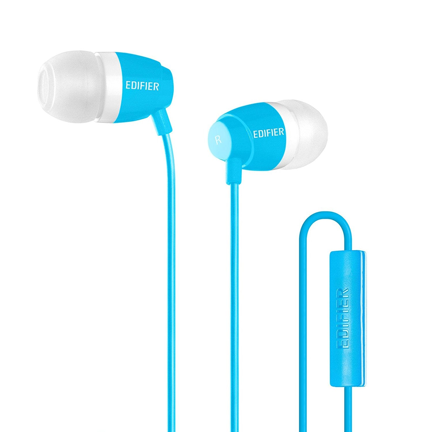 Edifier P210 In-ear Headphones with Mic for Mobile Headset