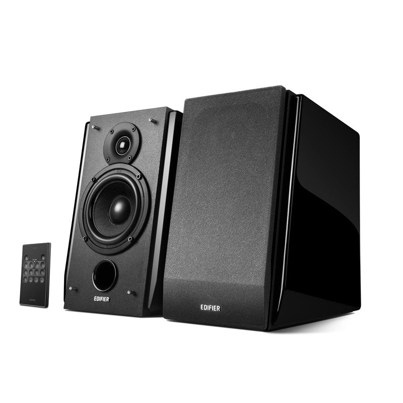 R1850DB Powered Bookshelf Speakers