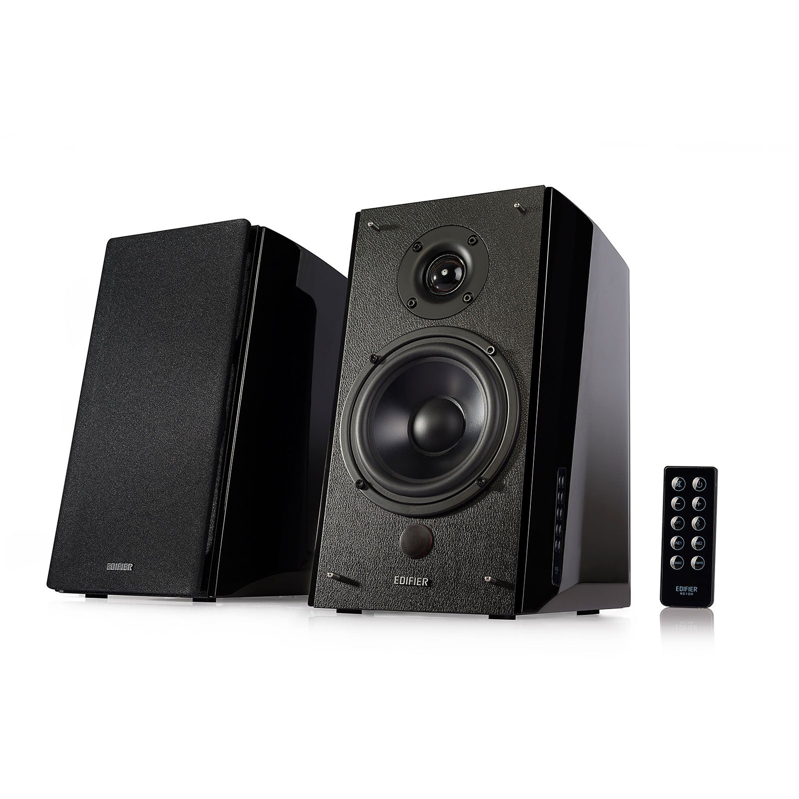 R2000DB 2.0 Active Bluetooth Bookshelf Speakers