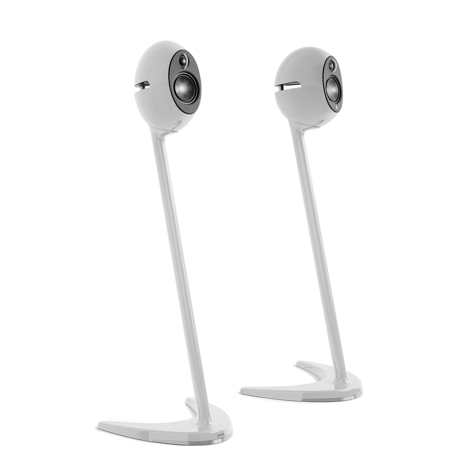 Edifier e25 / e25HD Speaker Stands with long cables - Black