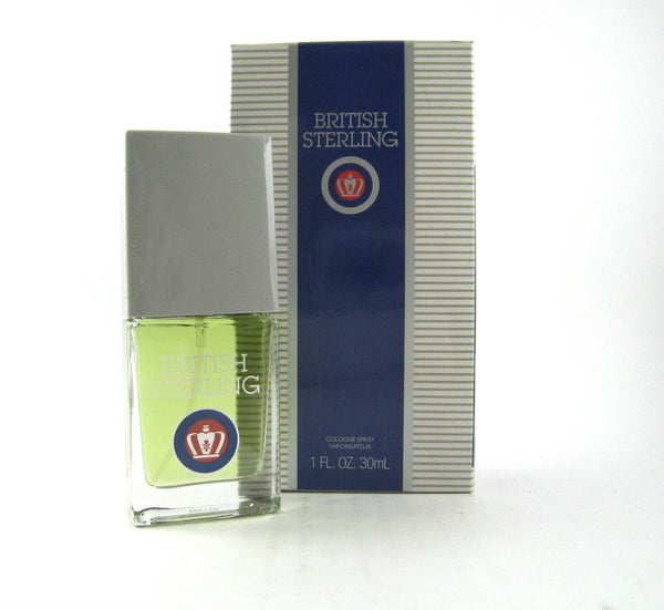 British Sterling Cologne for Men by Dana Cologne Spray 1.0 oz - Cosmic-Perfume