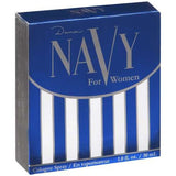 Navy for Women by Dana Cologne Spray 1.0 oz - Cosmic-Perfume