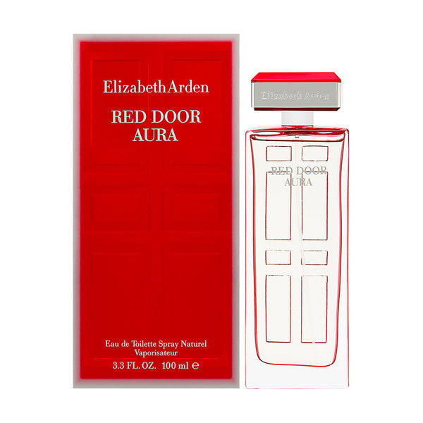 RED DOOR AURA for Women by Elizabeth Arden EDT Spray 3.3 oz