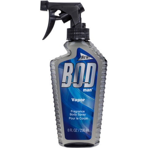 Bod Man Vapor for Men Fragrance Body Spray 8 oz - Discount Fragrance at Cosmic-Perfume