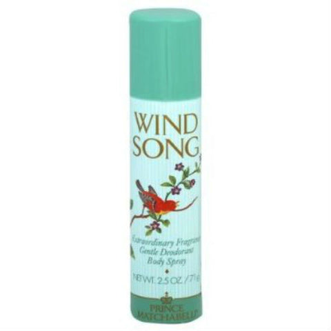 Wind Song Prince Matchabelli Extraordinary Fragrance Body Spray 2.5 oz - Cosmic-Perfume