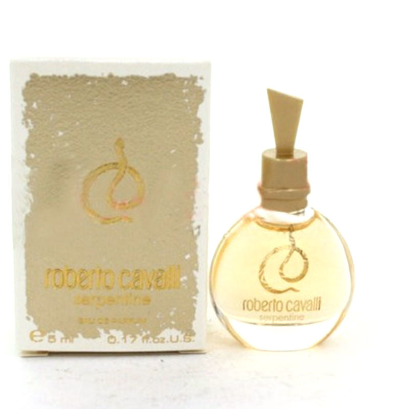 Serpentine for Women Roberto Cavalli EDP Splash Miniature 0.17 oz