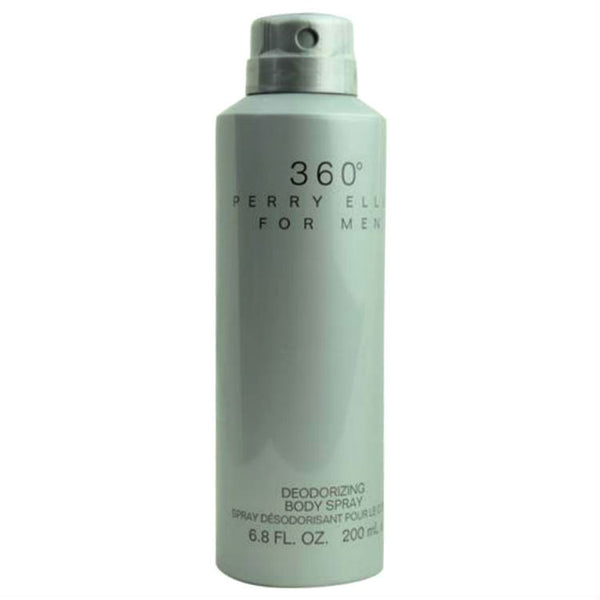 360 for Men by Perry Ellis Deodorizing Body Spray 6.8 oz - Discount Bath & Body at Cosmic-Perfume