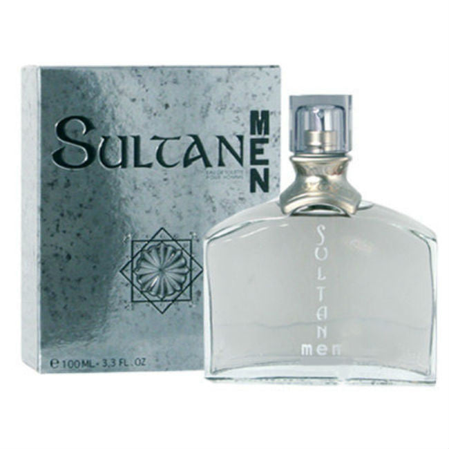 Sultan for Men by Jeanne Arthes EDT Spray 3.3 oz - Cosmic-Perfume