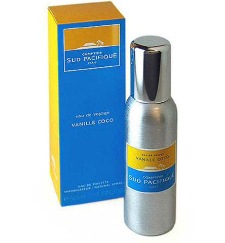 Comptoir Sud Pacifique Vanille Coco for Women Voyage EDT Spray 1.6 oz - Discount Fragrance at Cosmic-Perfume
