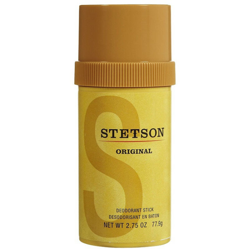Stetson Original for Men by Coty Deodorant Stick 2.75 oz - Cosmic-Perfume