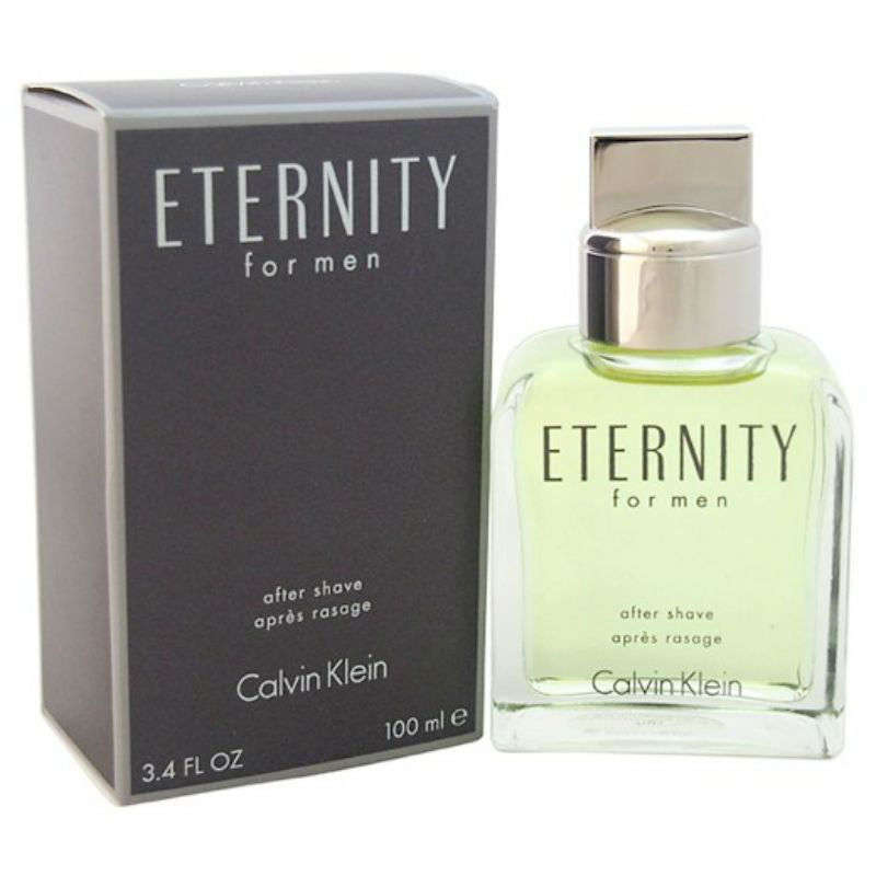Eternity for Men by Calvin Klein After Shave Splash 3.4 oz - Cosmic-Perfume