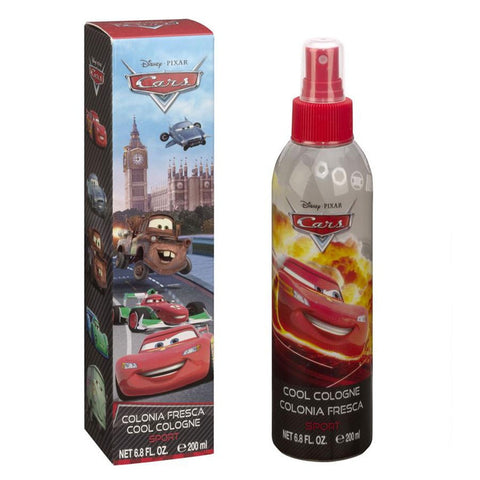 Disney Cars for Boys Cool Cologne Sport Spray 6.8 oz - Discount Fragrance at Cosmic-Perfume