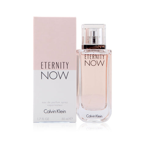 Eternity NOW for Women by Calvin Klein EDP Spray 1.7 oz