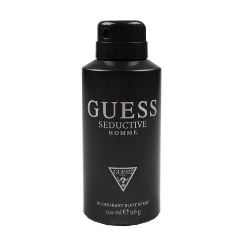 Guess Seductive pour Homme Deodorant Body Spray 150 ml (96 gr) - Cosmic-Perfume
