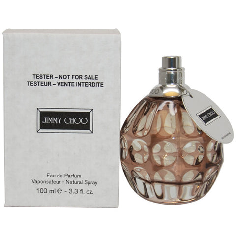 JIMMY CHOO for Women by JIMMY CHOO EDP Spray 3.0 oz (Tester) - Discount Fragrance at Cosmic-Perfume