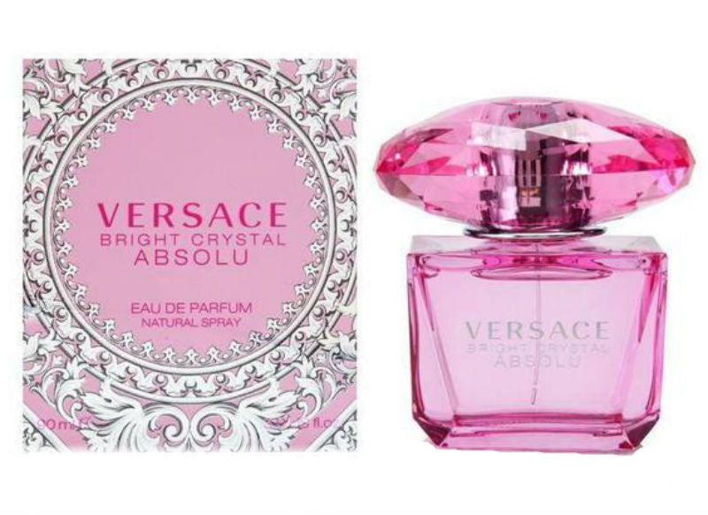 Bright Crystal ABSOLU for Women by Versace Eau de Parfum Spray 3.0 oz - Cosmic-Perfume