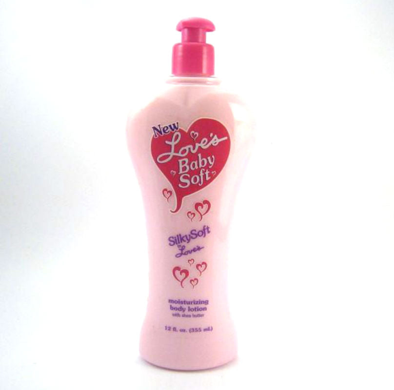 Love's Baby Soft for Women by Dana Moisturizing Body Lotion 12.0 oz
