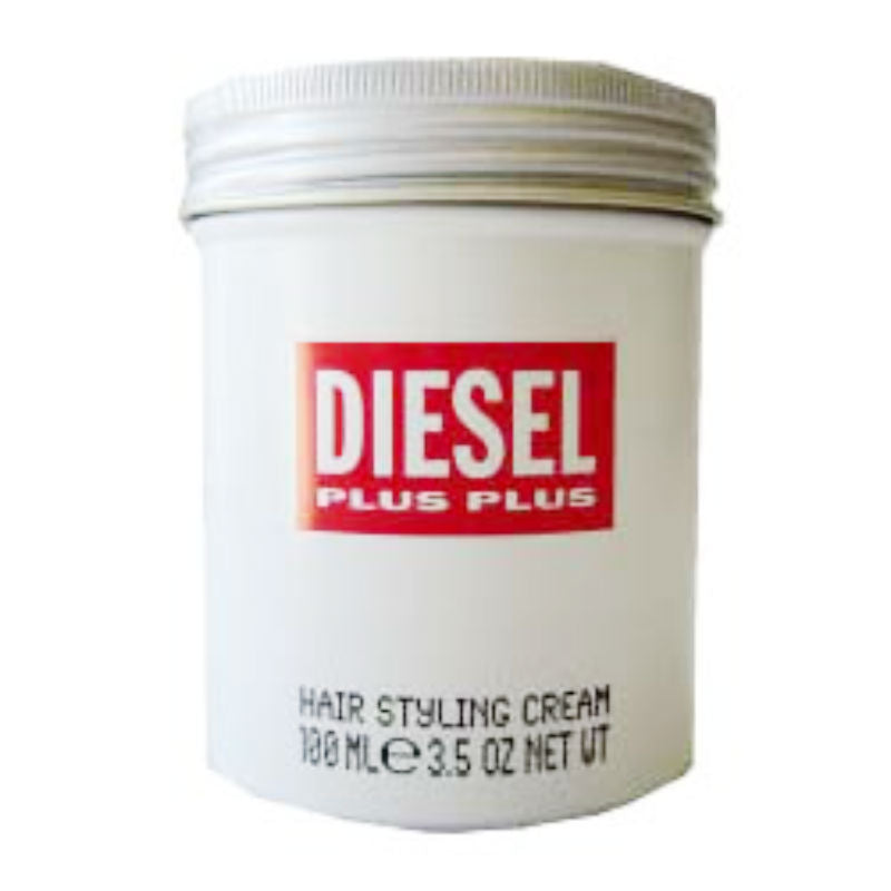 Diesel Plus Plus Unisex by Diesel Hair Styling Cream 3.5 oz